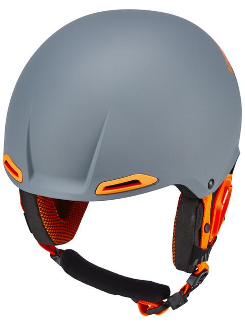 UVEX JAKK+ - Casque - gris/orange